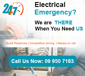 accredited electrician in Red Hill